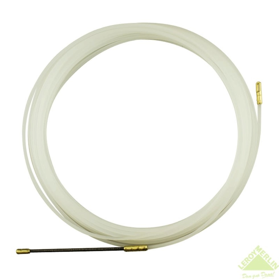 Зонд для протяжки кабеля Экопласт 10 м