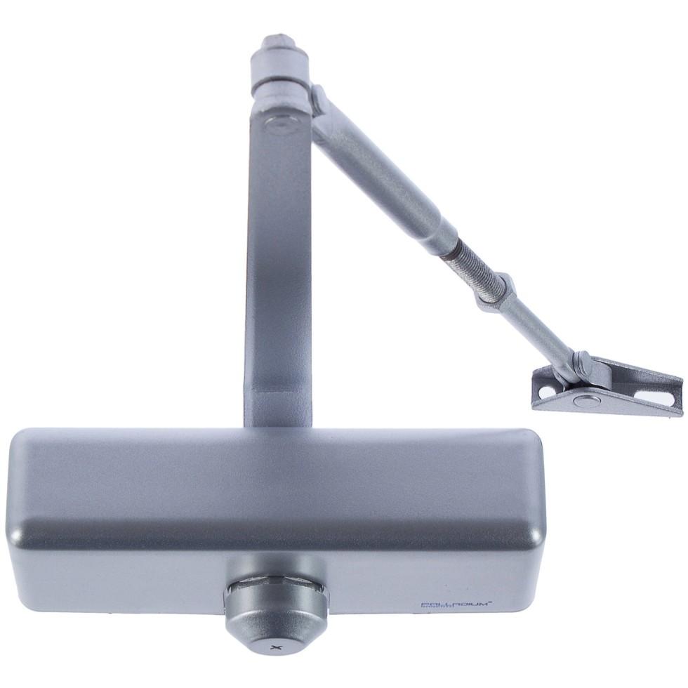 Доводчик 1060, 40-60 кг, цвет серебро