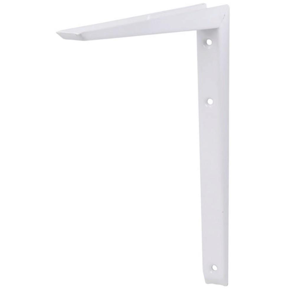 Кронштейн Митр 30х30x3 см цвет белый