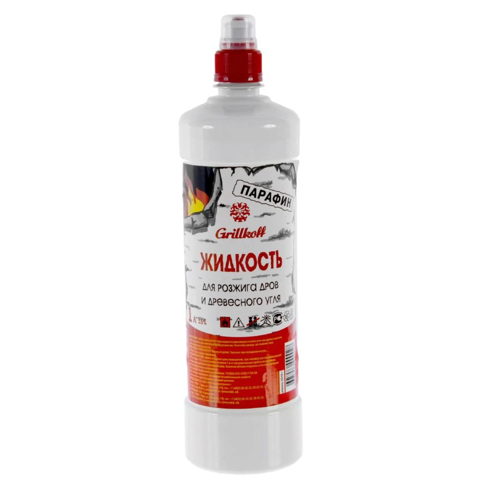Жидкость для розжига дров и древесного угля 1 л