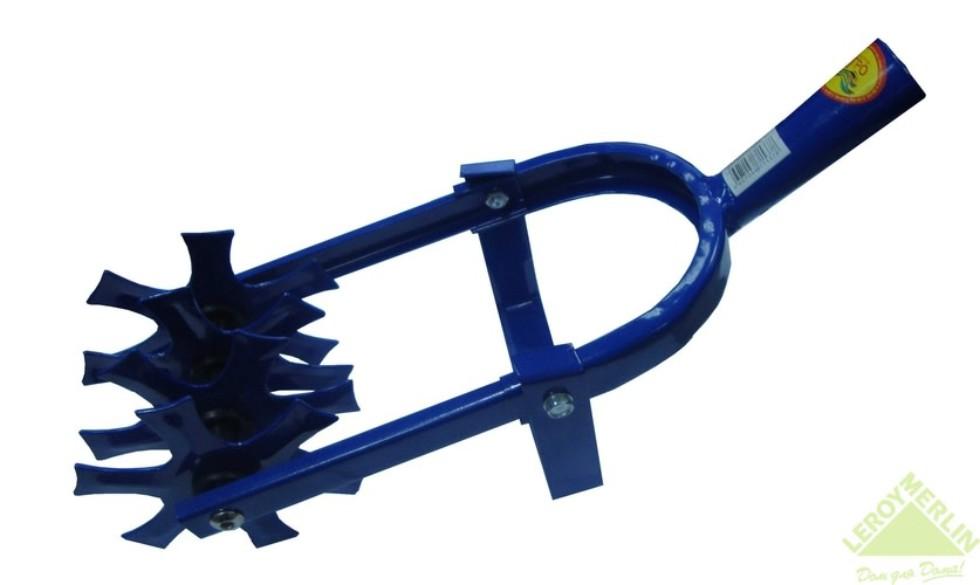 Культиватор ротационный 41 см сталь без черенка