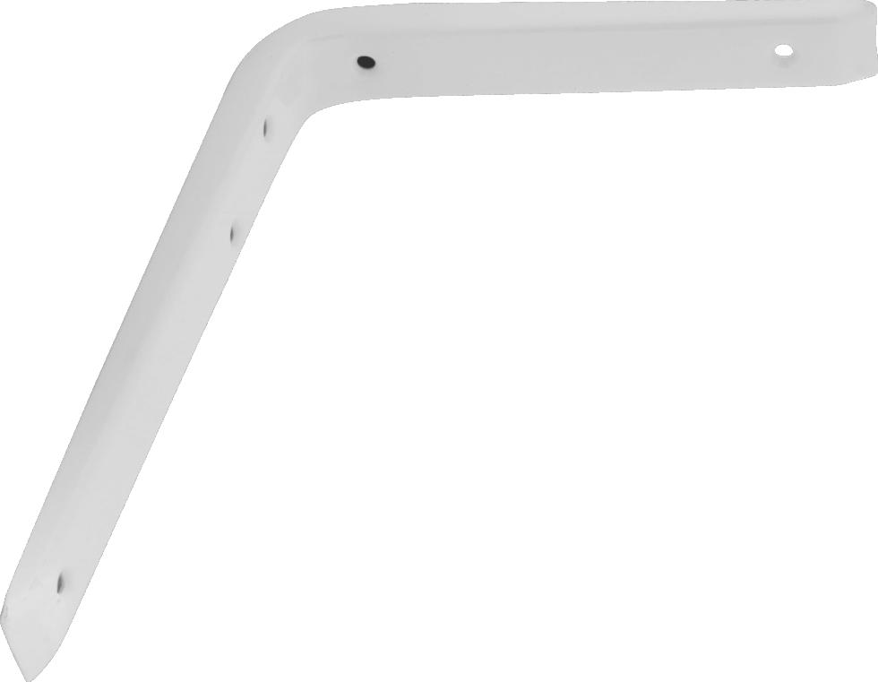 Кронштейн Ренифорс 25х20 см цвет белый