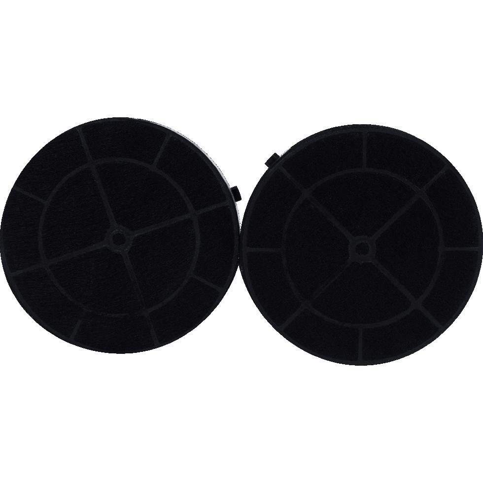 Фильтр угольный Ф-00 Т-2000 для вытяжек с производительностью 430 м3/ч., 2 шт.
