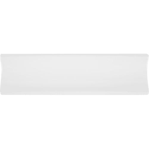 Уголок керамический прямой «Алтай» 200х55 мм цвет белый
