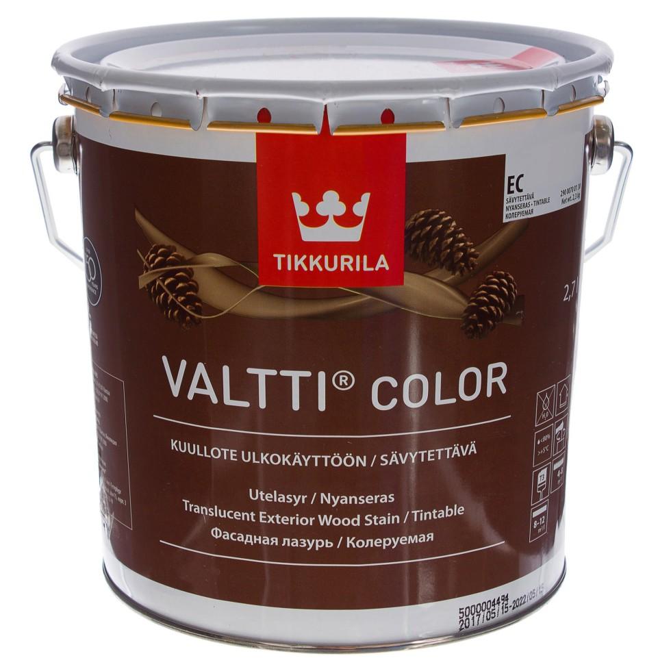 Антисептик Tikkurila Valtti Color ЕС 2.7 л