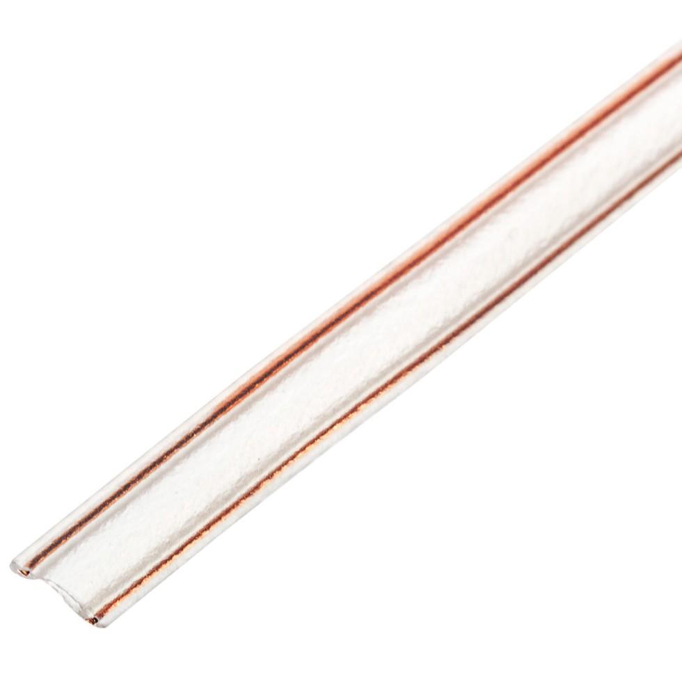 Провод телефонный ТРП 2х0.4 мм 10 м