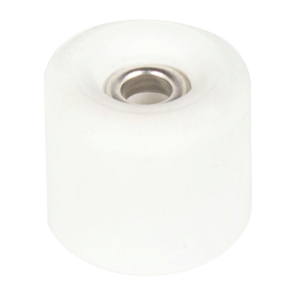 Стопор дверной LDS011WH, резина, цвет белый