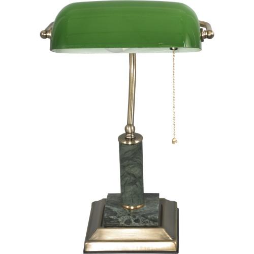 Настольная лампа Мрамор 1xE27х60 Вт