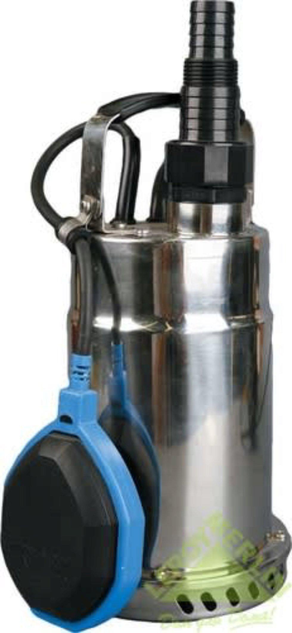 Насос погружной дренажный Калибр НБЦ-750/5НК 11520 л/час для чистой воды