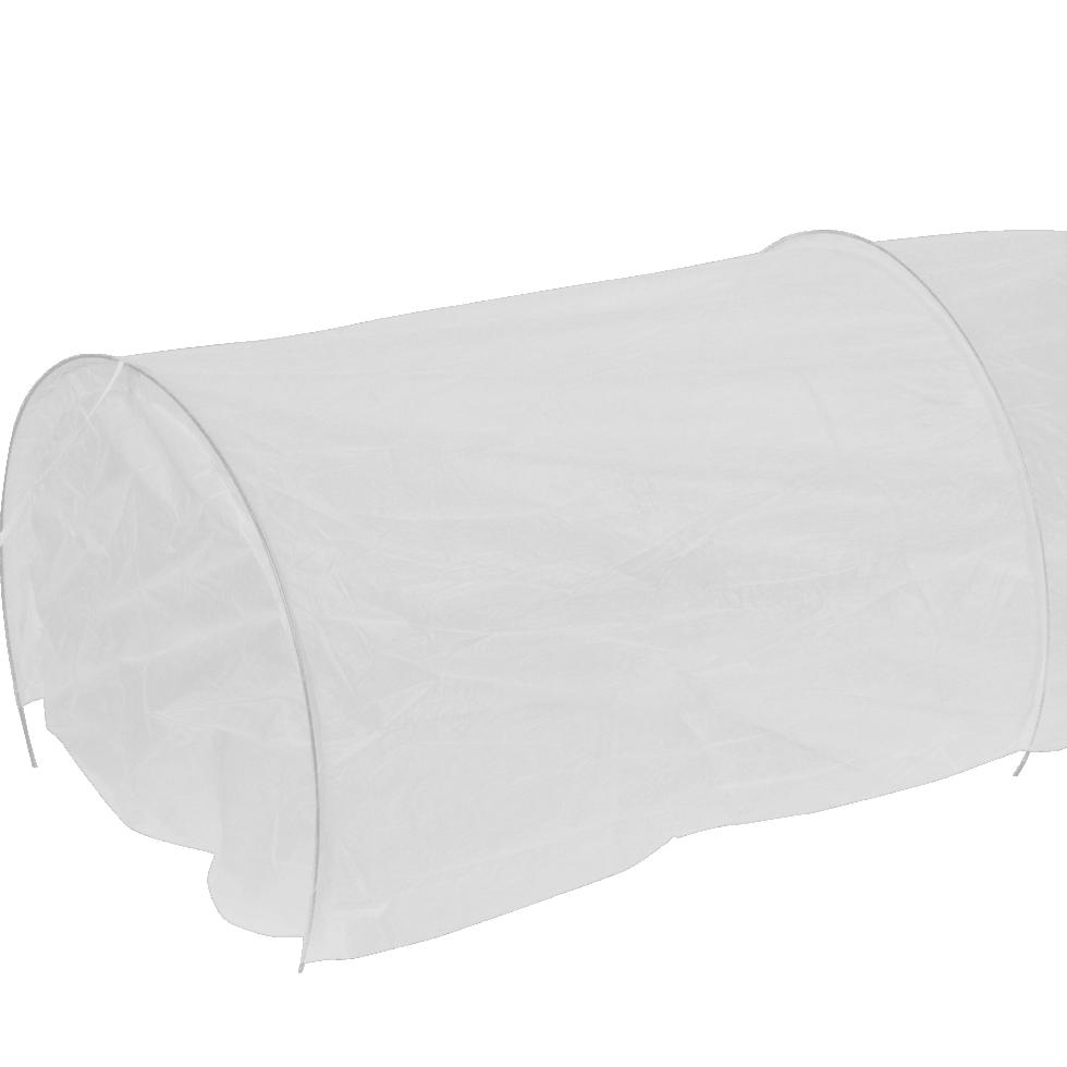 Парник моментальный с укрывным материалом спанбонд, 5 м