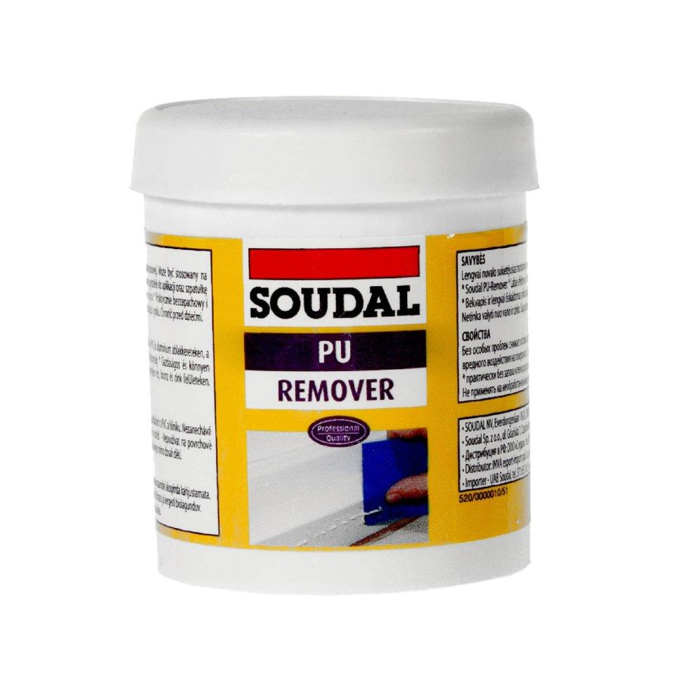 Очиститель монтажной пены Soudal 0.1 л