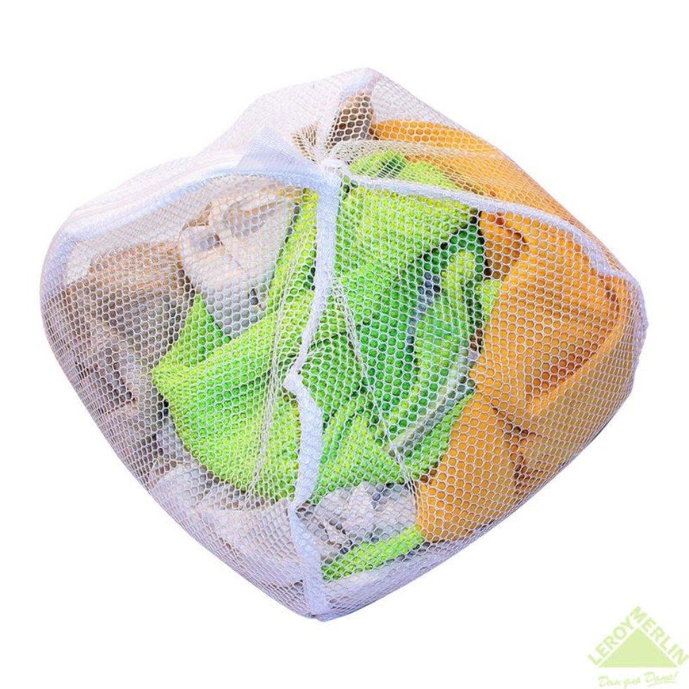 Мешок для стирки белья Niklen, 35х35х35 см