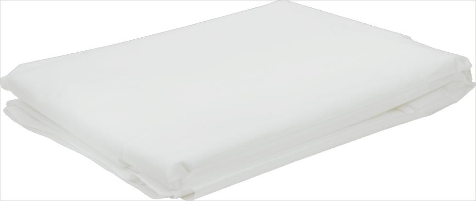 Материал укрывной Спанбонд СУФ, 10х1,6 м, 60 г/м, белый