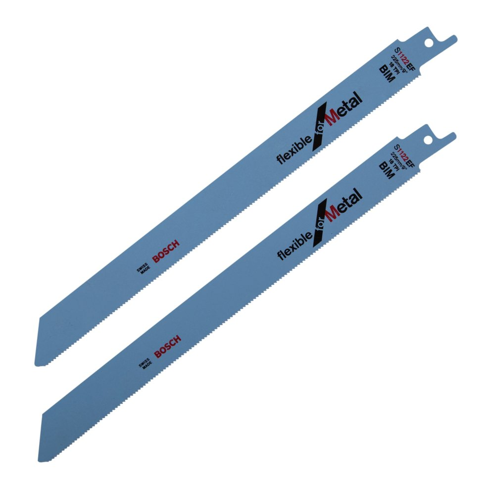 Пилки для сабельной пилы S1122 EF, 2 шт.
