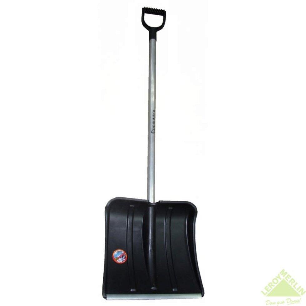 Лопата для уборки снега «Снежинка» 132 см полипропилен