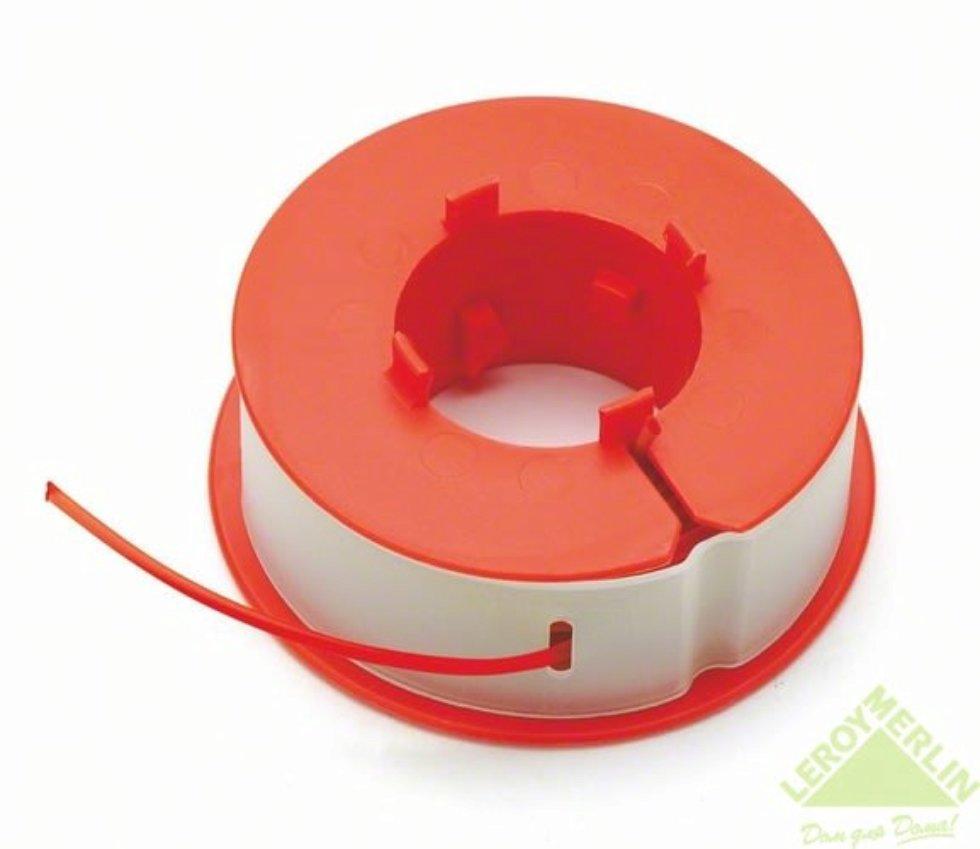 Катушка (шпулька) сменная Bosch Pro-Tap для триммера Easytrim, Combitrim