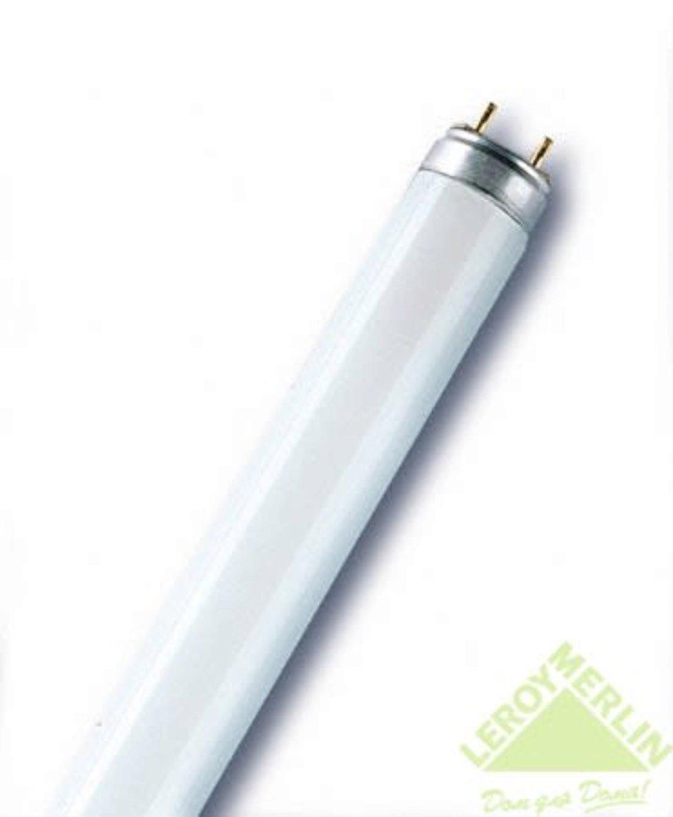 Лампа люминесцентная для растений Osram T8 590 мм 18 Вт свет красный
