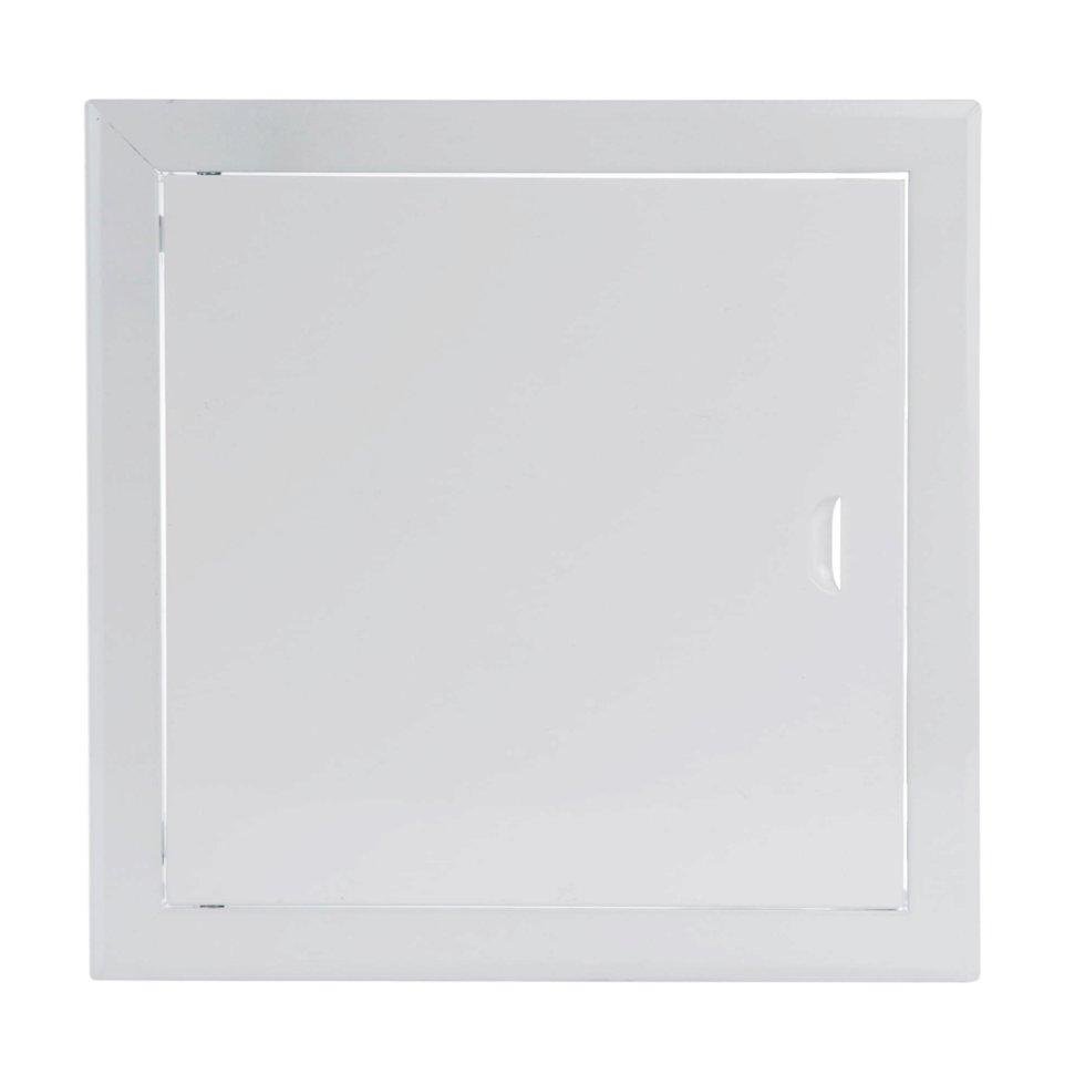 Люк смотровой для гипсокартона 300х300 мм, металл