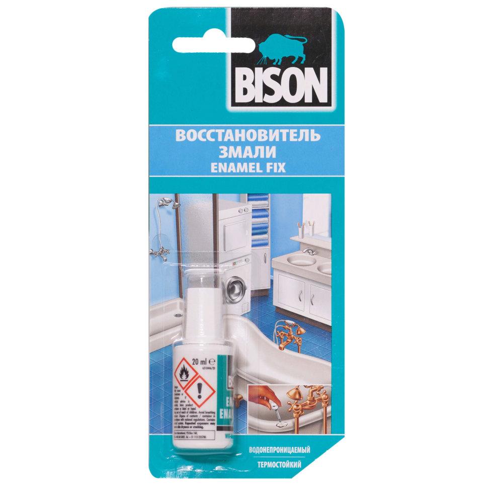 Эмаль восстанавливающая Bison Enamel Fix 20 мл