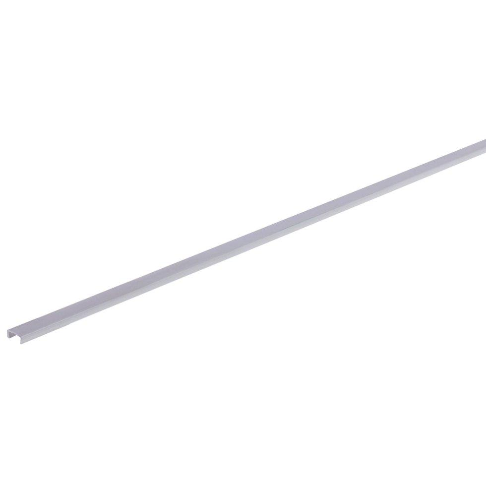Профиль кромочный 2000 мм 23ШК цвет белый