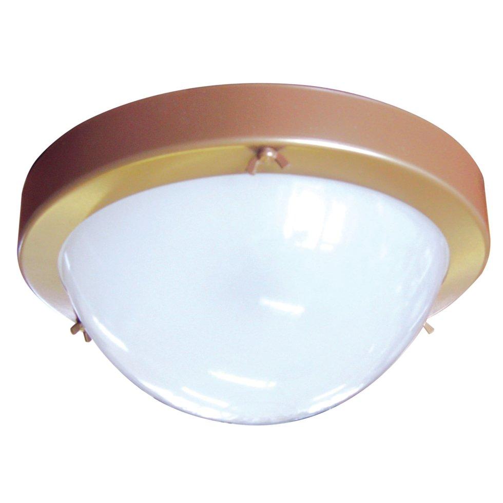 Светильник для сауны Терма-3 1xE27x60 Вт, цвет золото, IP65