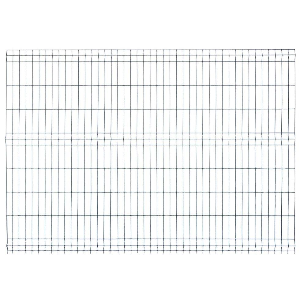Панель заборная «Light» 1.73х2.5 мцвет цинк
