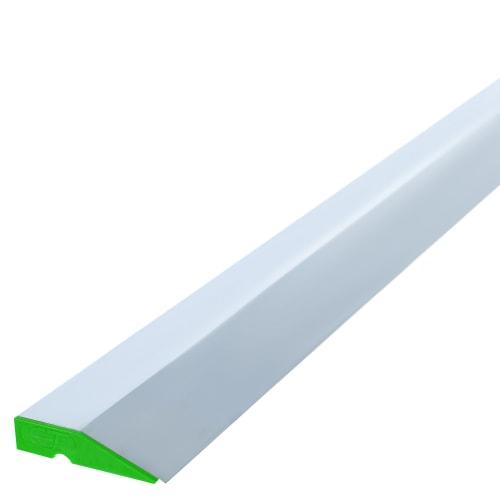 Правило алюминиевое Трапеция Сибртех 1 м, 2 ребра жесткости