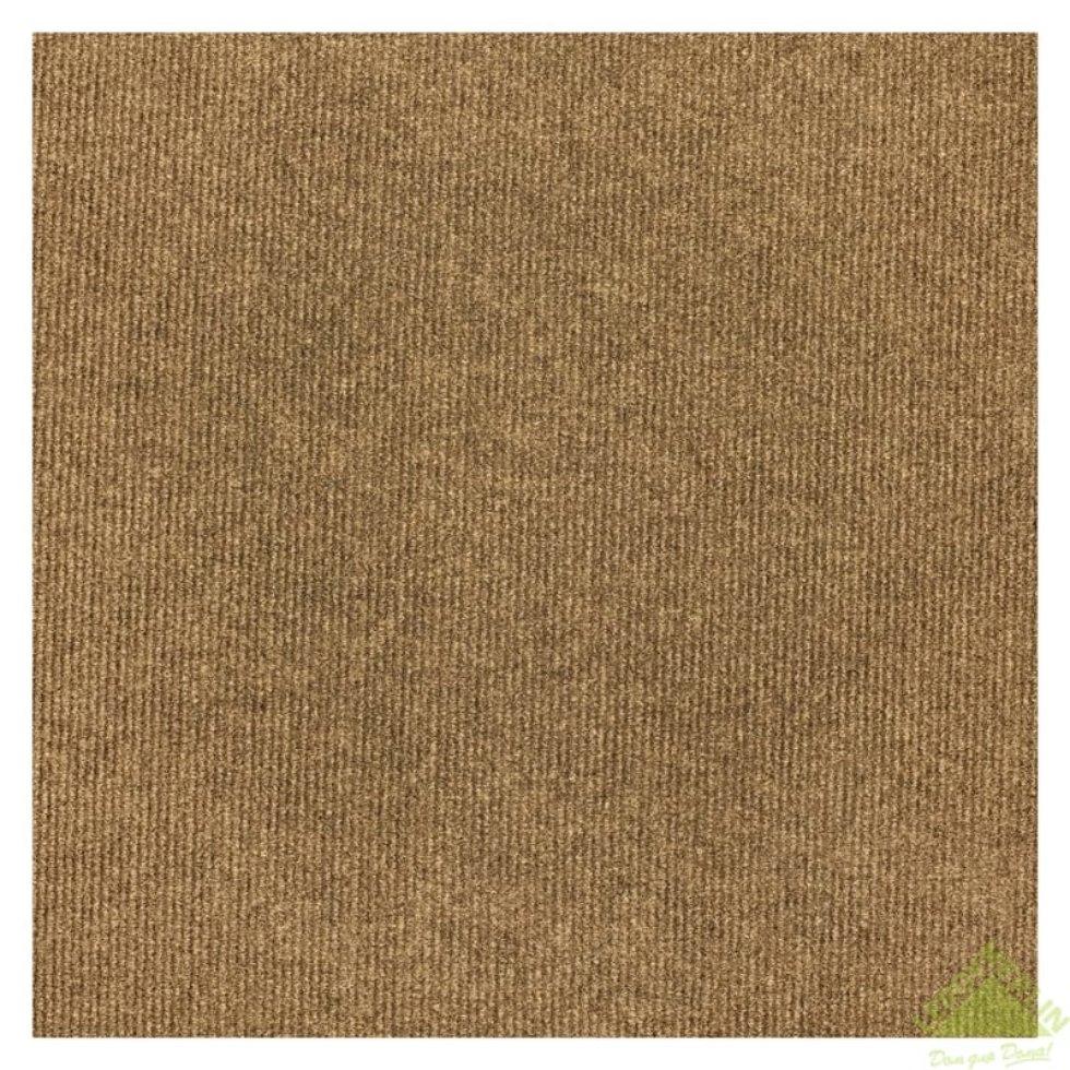 Ковровое покрытие «ФлорТ Офис 07034» латекс 3 м цвет коричневый
