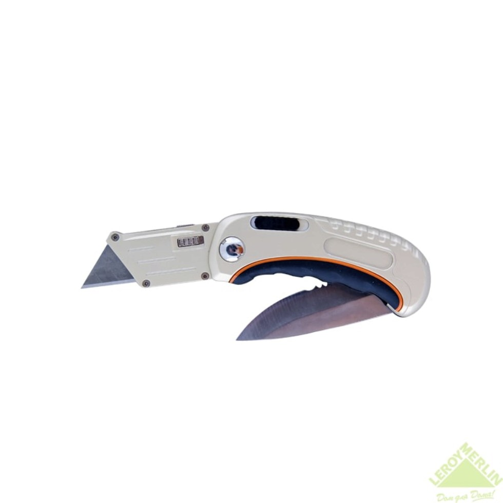 Нож многофукциональный универсальный Brigadier Extrema, 2 лезвия