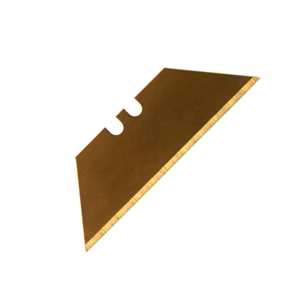 Лезвия для ножа трапециевидные Brigadier Extrema 19 мм, 5 шт.