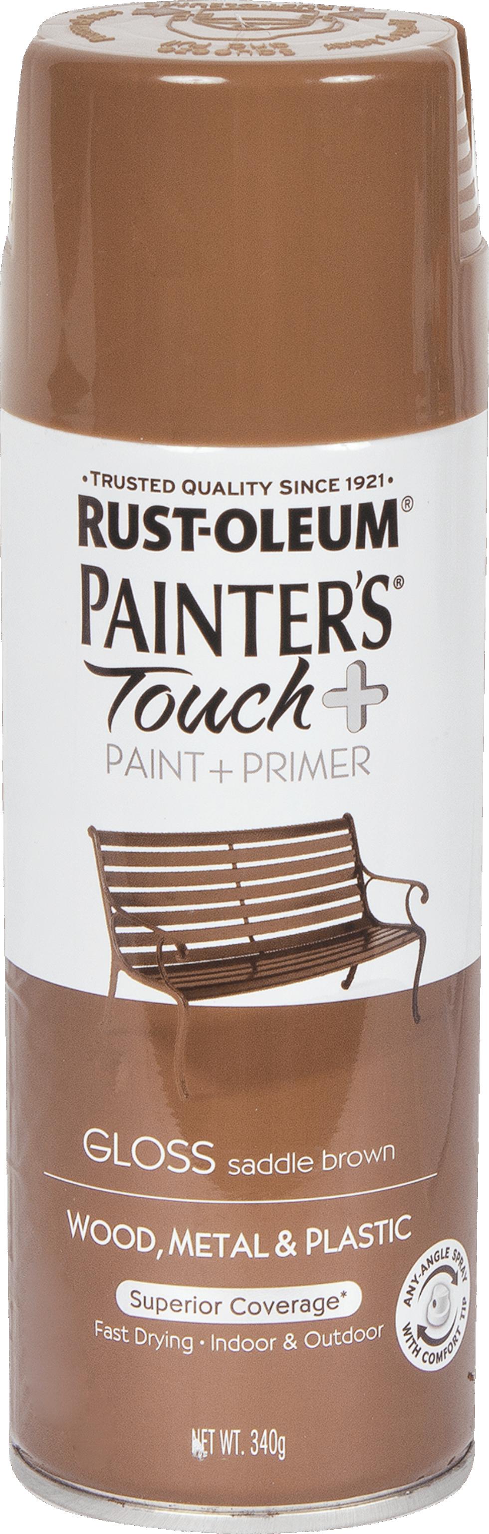 Краска аэрозольная молотковая по ржавчине цвет коричневый 340 г