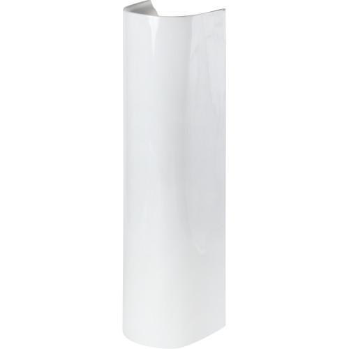Пьедестал для раковины 17х68 см, керамика