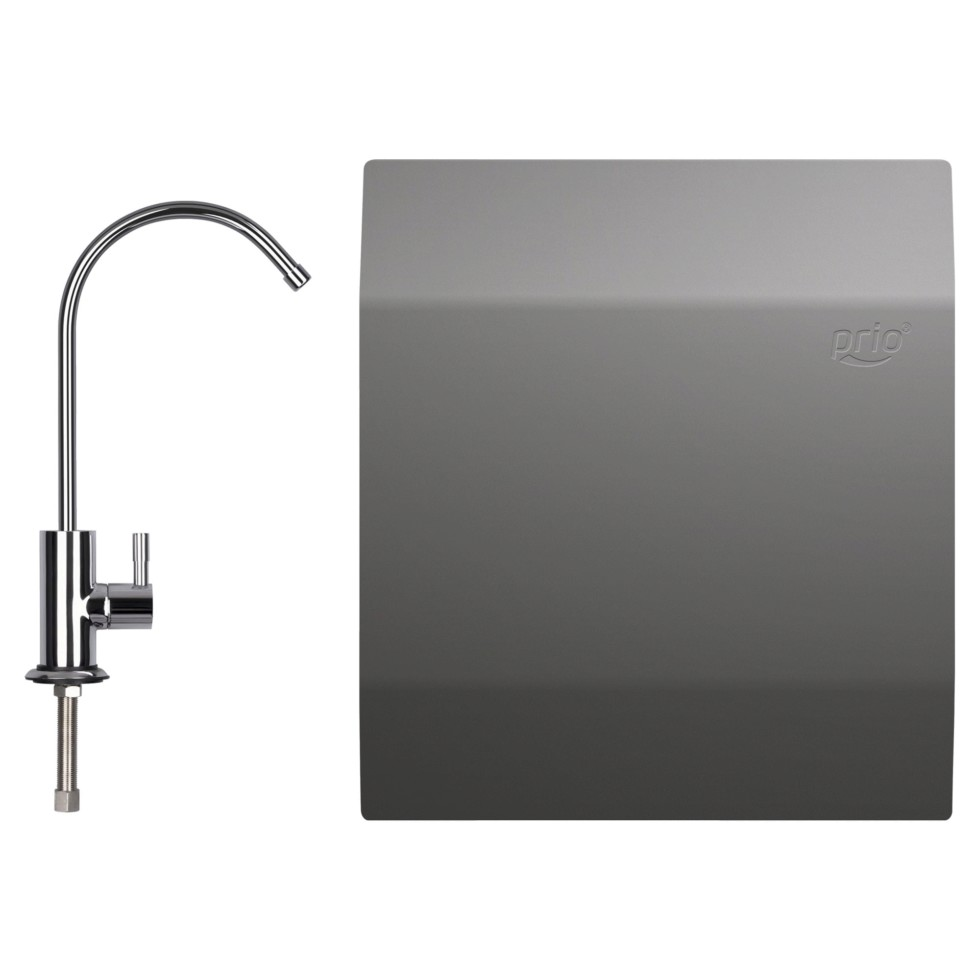 Система пятиступенчатая Новая вода «Expert М410 Prio» для жёсткой воды