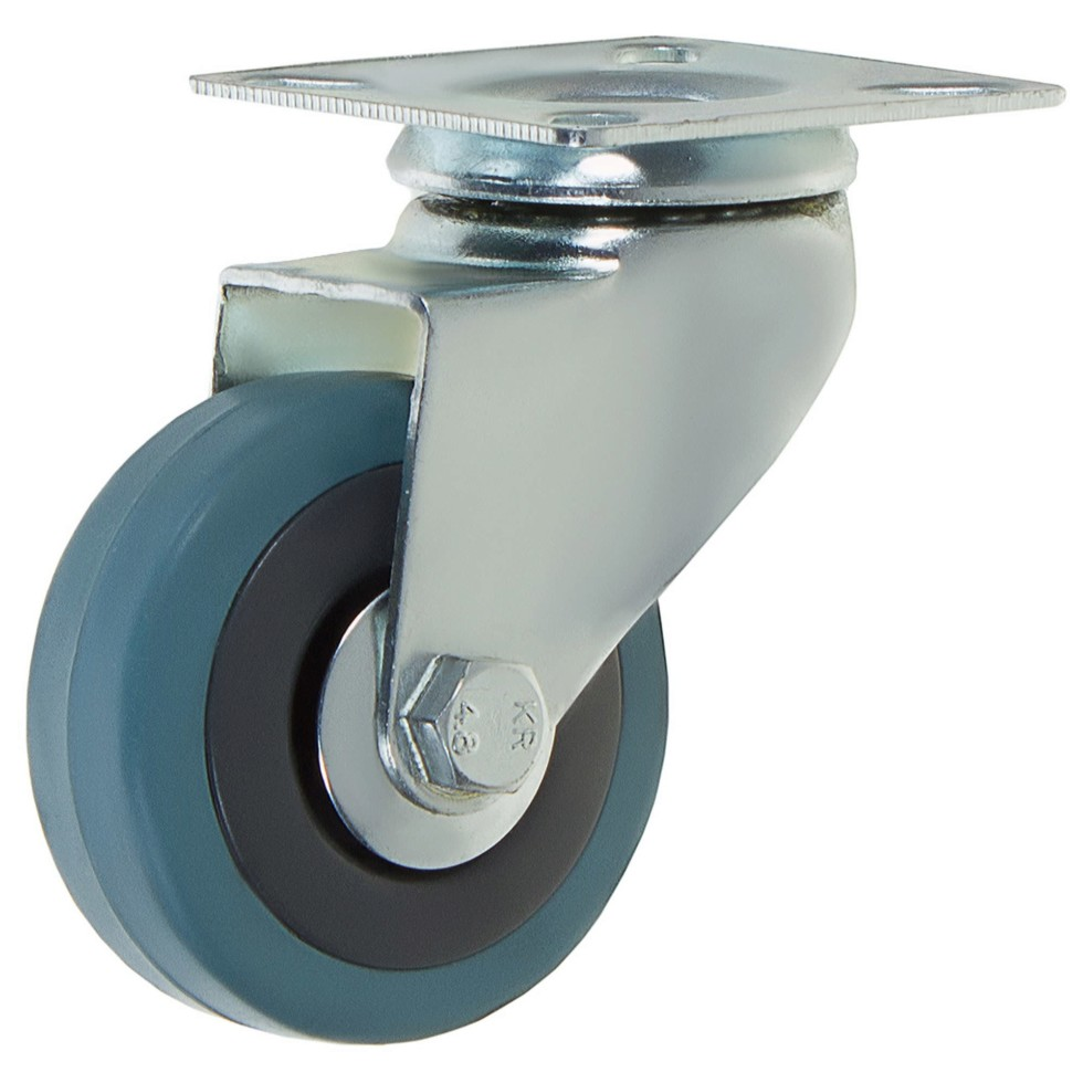 Колесо LCP-050, 50 мм поворотное без тормоза