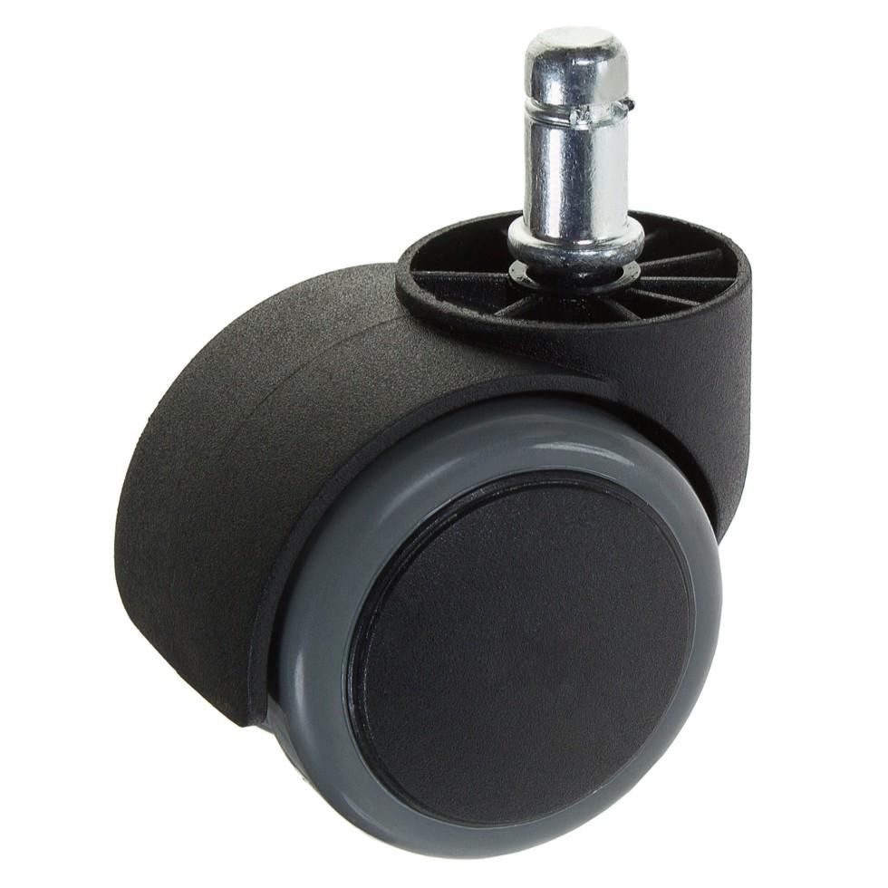 Колесо Alex1-0497, 50 мм поворотное без тормоза