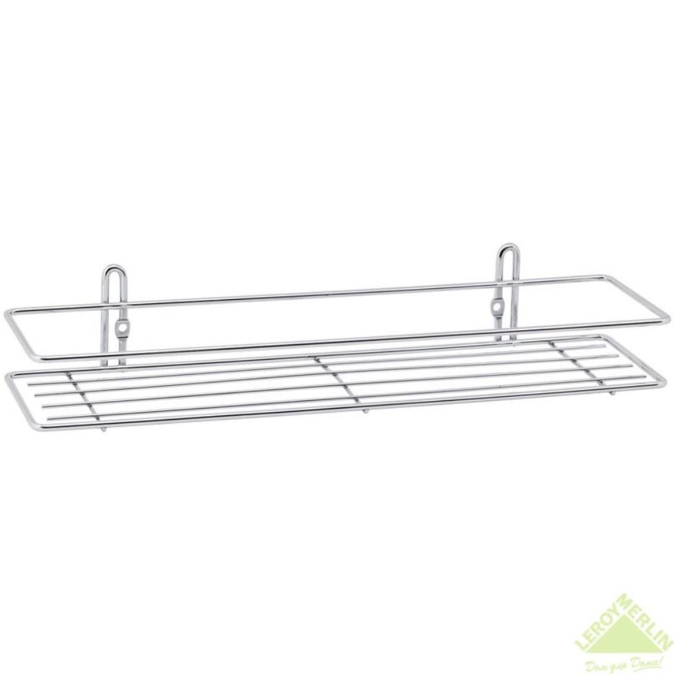 Полка для ванной комнаты Swensa SWR-021 одноярусная металл