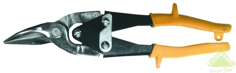 Ножницы по металлу Top Tools с правым резом 250 мм