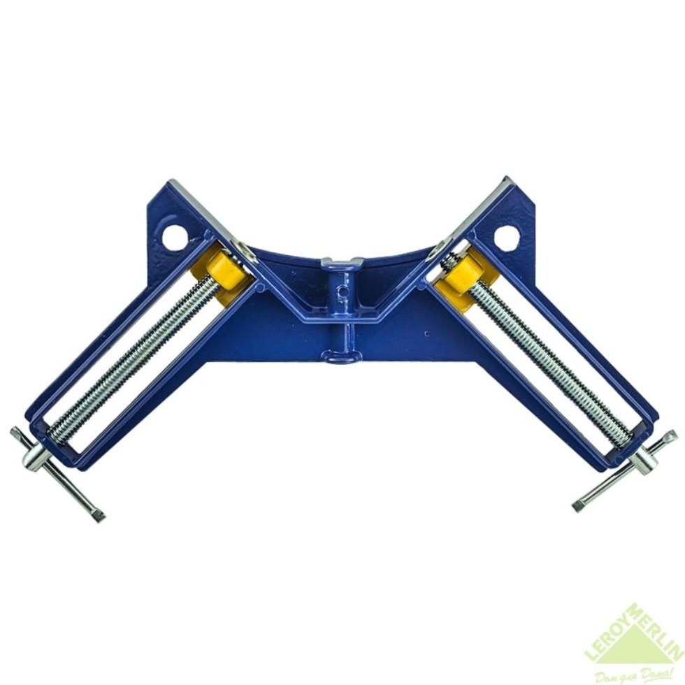 Струбцина угловая для небольших нагрузок Top Tools 75 мм