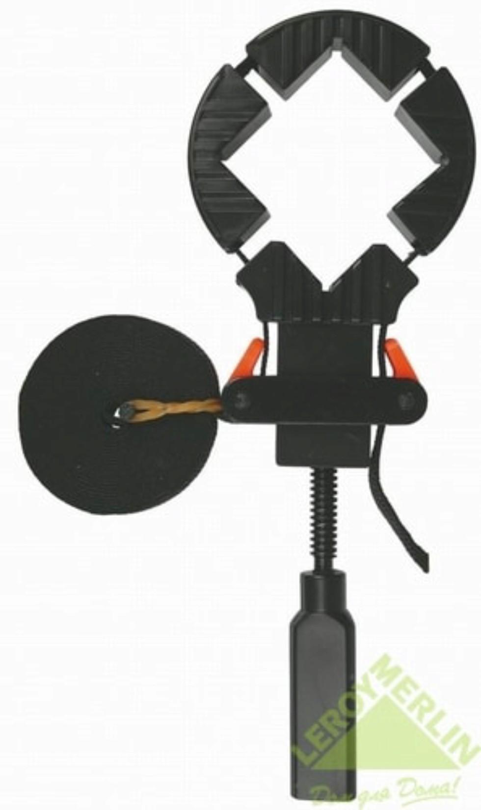 Струбцина ременная Topex 4000х25х1 мм