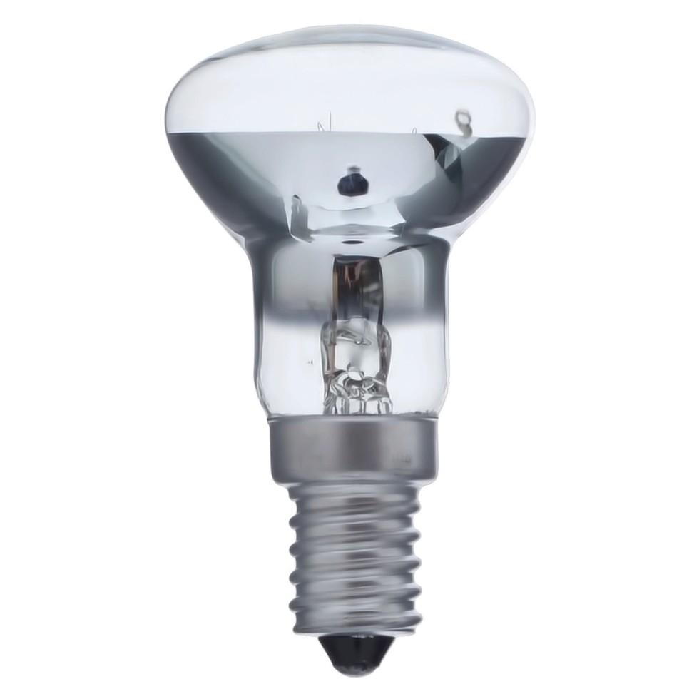 Лампа накаливания Belsvet спот R39 E14 30 Вт свет тёплый белый