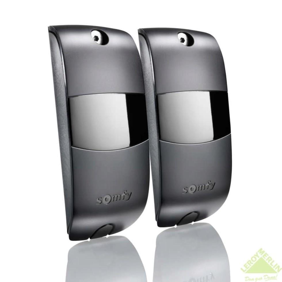 Фотобарьер безопасности Somfy, инфракрасный, 107х43х26 мм, IP 44