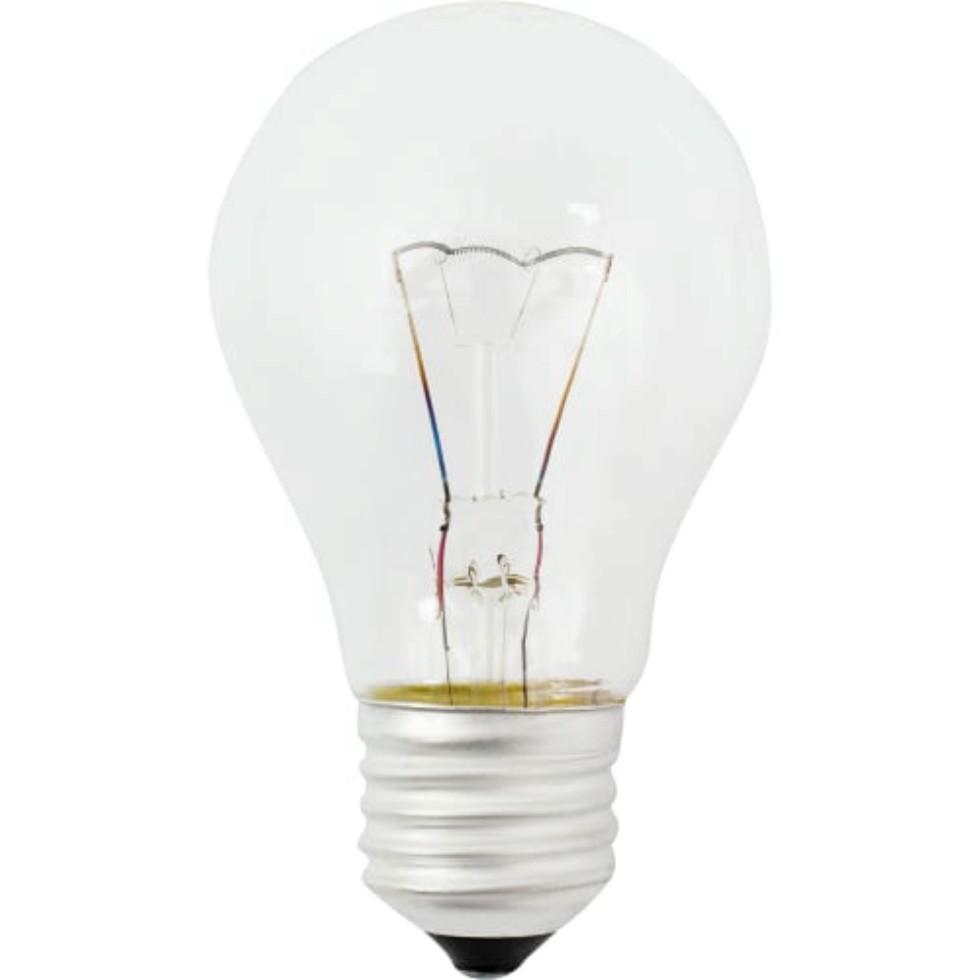 Лампа накаливания Bellight шар E27 60 Вт свет тёплый белый