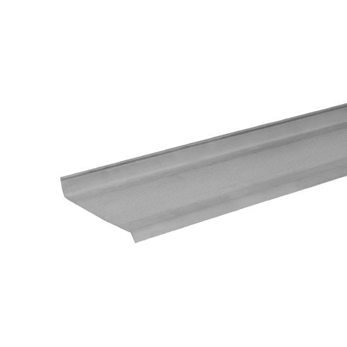 Отлив ПВХ 180х3000 мм белый