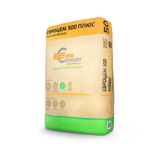 Цемент ПЦ-500 Д20, 50 кг