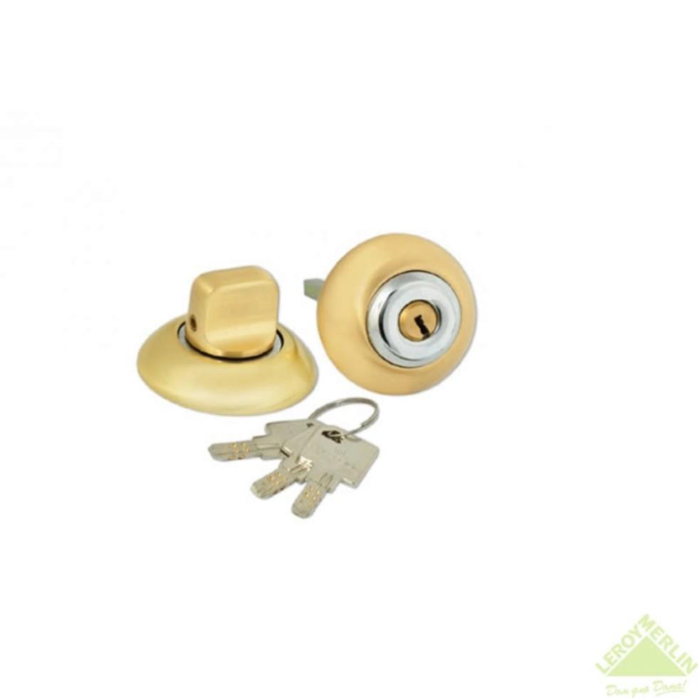 Фиксатор-ключ Palladium 1040 мм цвет матовое золото