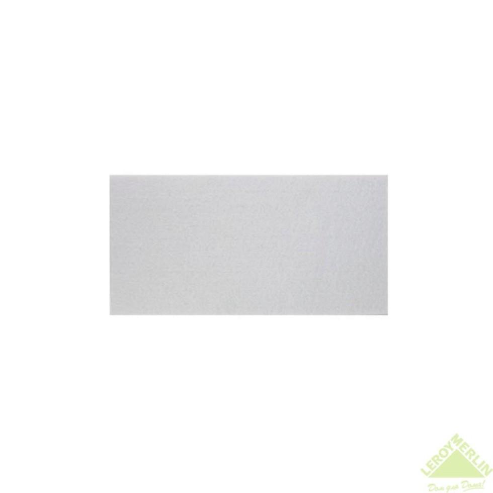 Лист фетра Standers 1000x85 мм, прямоугольные, войлок, цвет белый