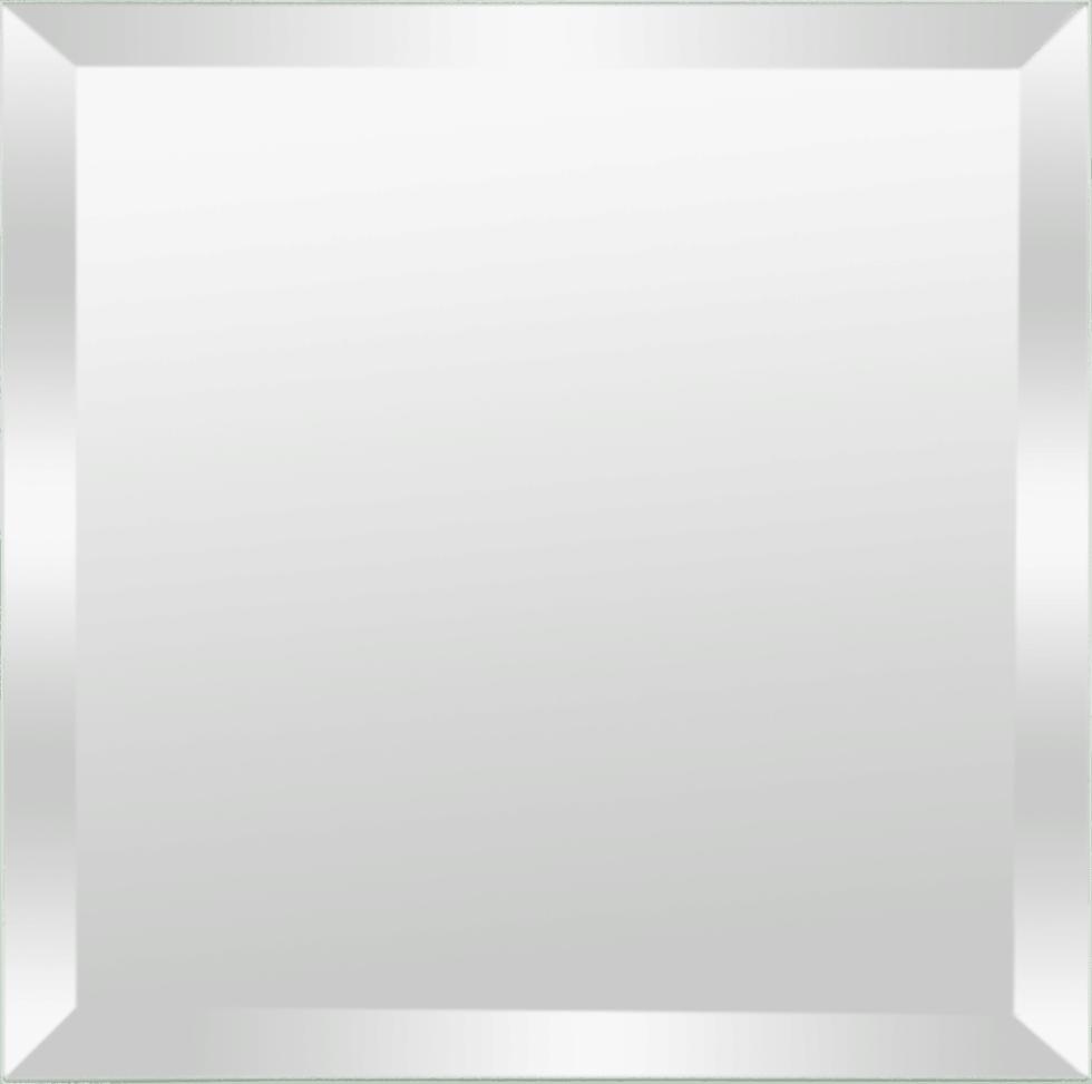 Плитка зеркальная NNLM25 квадратная 15х15 см
