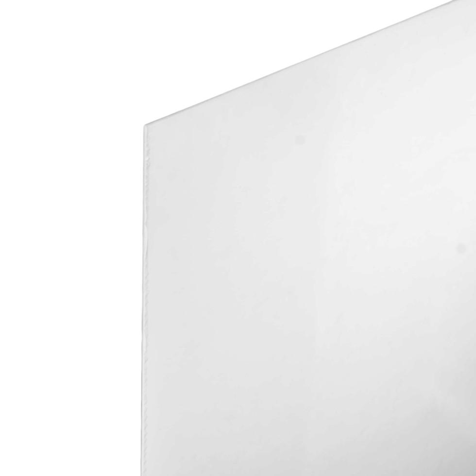 Стекло акриловое, 1525х1025х3 мм, цвет белый