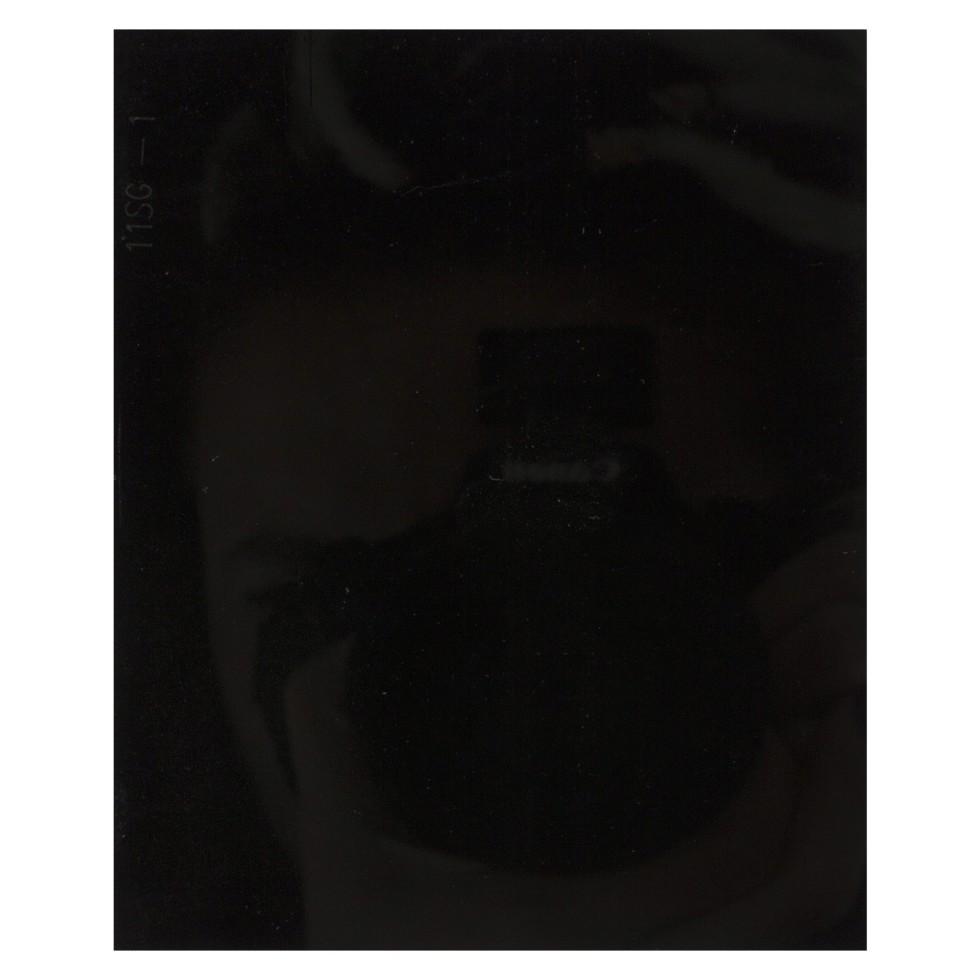 Стекло для масок 100х90 мм, черное, 3 шт.