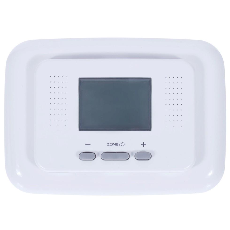 Терморегулятор двухзонный Теплолюкс 730, цвет белый